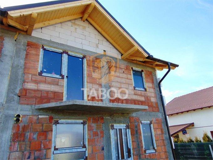 vanzare Casa Sibiu cu 4 camere, cu suprafata utila de 126 mp, 2 grupuri sanitare. 77.000 euro.. Casa vanzare Calea Cisnadiei Sibiu