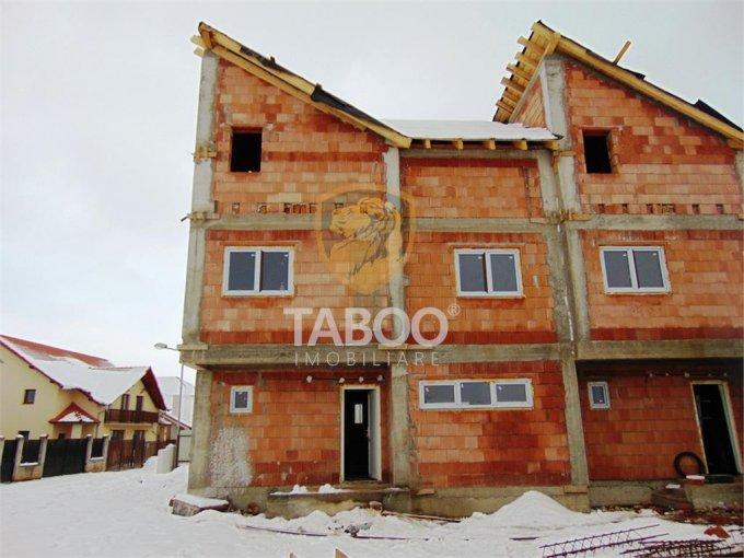 vanzare Casa Sibiu cu 4 camere, cu suprafata utila de 142 mp, 2 grupuri sanitare. 83.500 euro.. Casa vanzare Calea Cisnadiei Sibiu