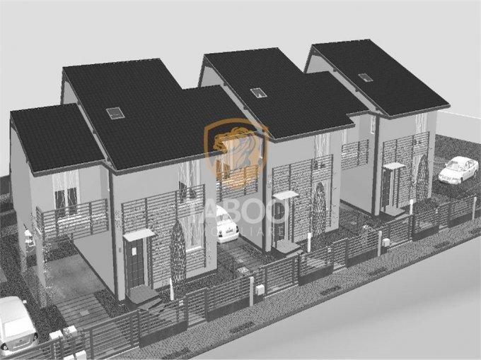 Casa de vanzare direct de la agentie imobiliara, in Sura Mare, cu 73.000 euro. 3 grupuri sanitare, suprafata utila 117 mp. Are  4 camere.