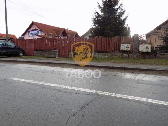 vanzare Casa Cisnadie cu 4 camere, cu suprafata utila de 162 mp, 2 grupuri sanitare. 105.000 euro.. Casa vanzare Cisnadie  Sibiu