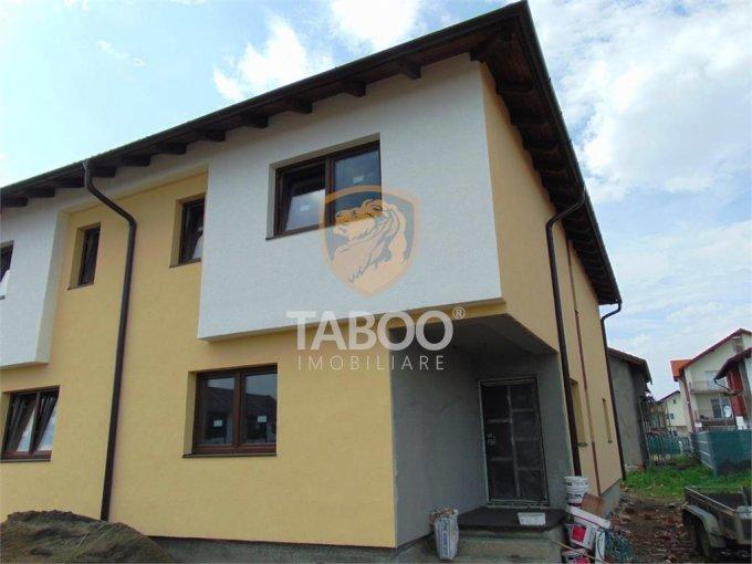 vanzare Casa Sibiu cu 4 camere, cu suprafata utila de 120 mp, 2 grupuri sanitare. 75.000 euro.. Casa vanzare Calea Cisnadiei Sibiu