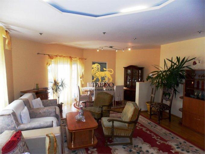 inchiriere Casa Sibiu cu 5 camere, cu suprafata utila de 432 mp, 2 grupuri sanitare. 1.000 euro.. Casa inchiriere Terezian Sibiu