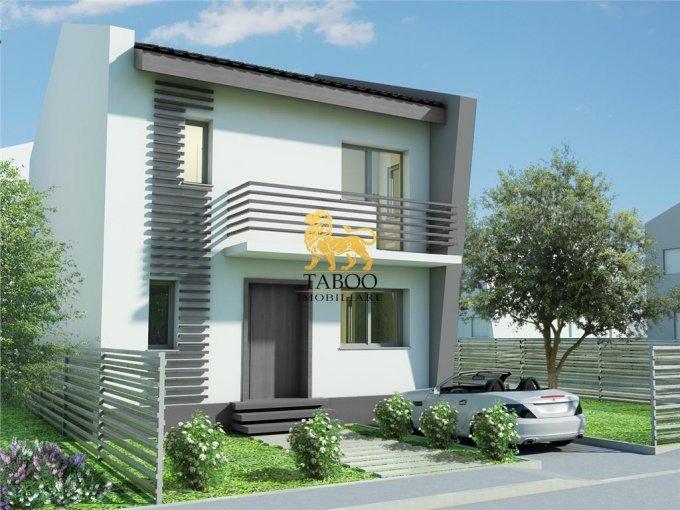 vanzare Casa Sibiu cu 5 camere, cu suprafata utila de 140 mp, 2 grupuri sanitare. 72.000 euro.. Casa vanzare Calea Cisnadiei Sibiu