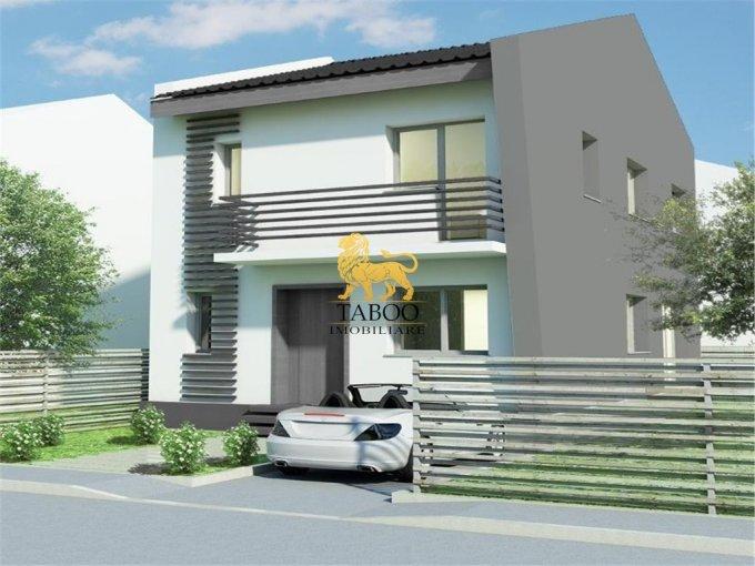 vanzare Casa Sibiu Calea Cisnadiei cu 5 camere, 3 grupuri sanitare, avand suprafata utila 140 mp. Pret: 72.000 euro. agentie imobiliara vand Casa.