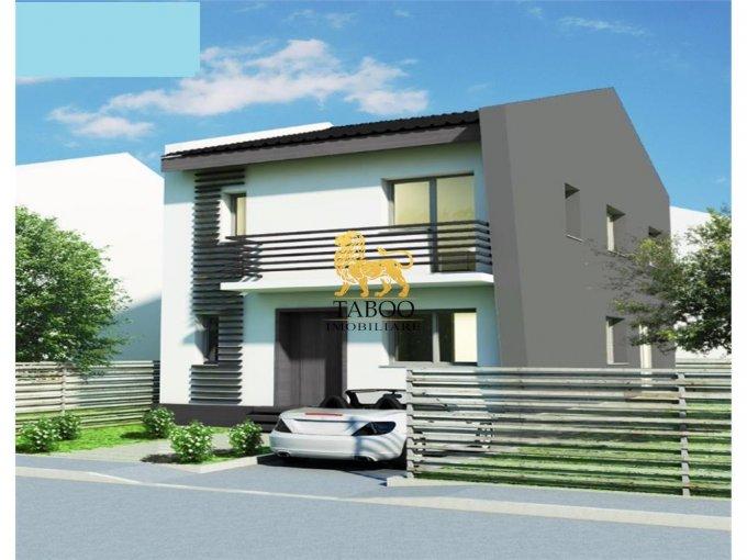 vanzare Casa Sibiu cu 5 camere, cu suprafata utila de 110 mp, 3 grupuri sanitare. 69.500 euro.. Casa vanzare Calea Cisnadiei Sibiu