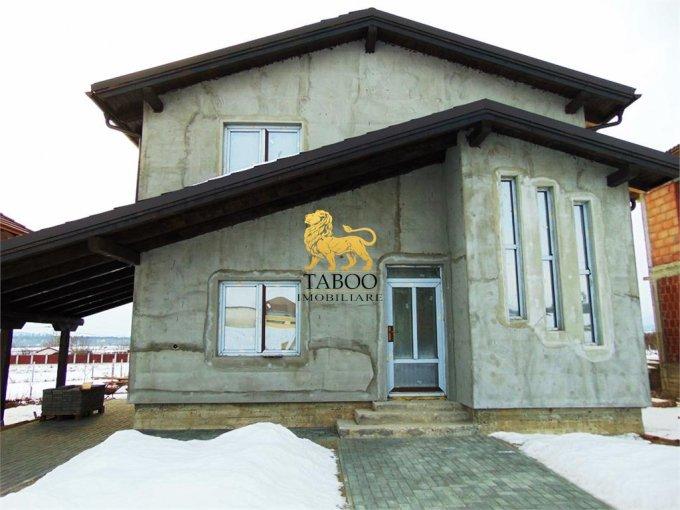 vanzare Casa Sibiu cu 5 camere, cu suprafata utila de 160 mp, 3 grupuri sanitare. 95.000 euro.. Casa vanzare Calea Cisnadiei Sibiu