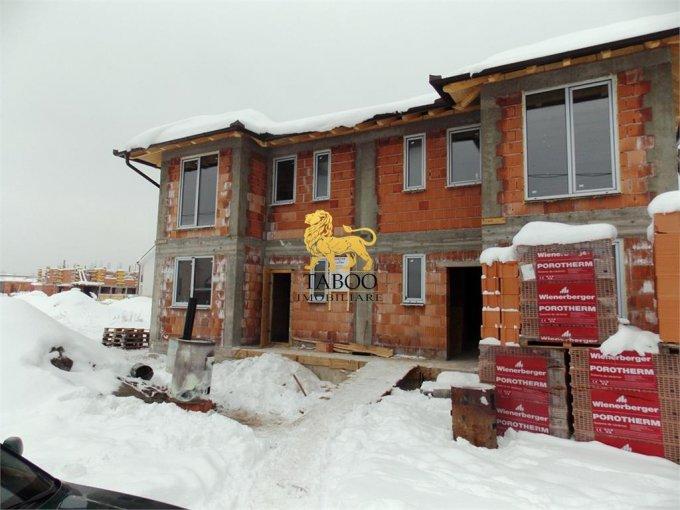 vanzare Casa Sibiu cu 5 camere, cu suprafata utila de 120 mp, 3 grupuri sanitare. 85.000 euro.. Casa vanzare Calea Cisnadiei Sibiu