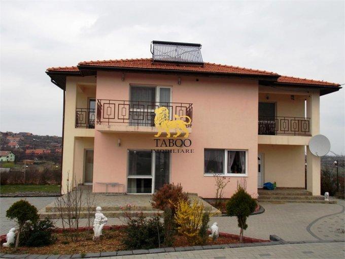 vanzare Casa Daia cu 5 camere, cu suprafata utila de 200 mp, 3 grupuri sanitare. 155.000 euro.. Casa vanzare Daia  Sibiu