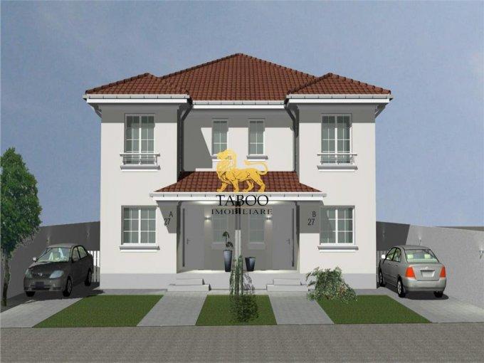 vanzare Casa Sibiu Calea Cisnadiei cu 5 camere, 3 grupuri sanitare, avand suprafata utila 140 mp. Pret: 95.000 euro. agentie imobiliara vand Casa.