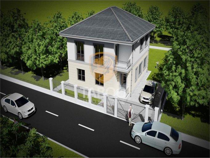 Casa de vanzare direct de la agentie imobiliara, in Sibiu, zona Calea Cisnadiei, cu 135.000 euro. 3 grupuri sanitare, suprafata utila 160 mp. Are  5 camere.