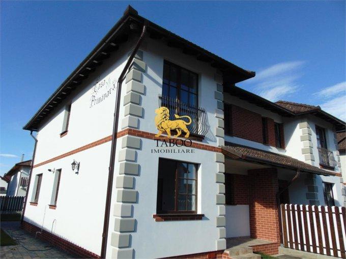 vanzare Casa Sibiu cu 5 camere, cu suprafata utila de 119 mp, 3 grupuri sanitare. 99.500 euro.. Casa vanzare Calea Cisnadiei Sibiu