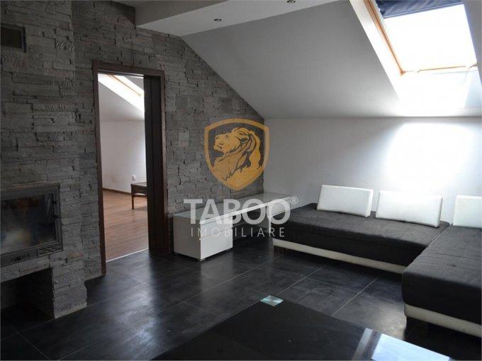 Casa de inchiriat direct de la agentie imobiliara, in Sibiu, zona Selimbar, cu 800 euro. 3 grupuri sanitare, suprafata utila 240 mp. Are  5 camere.