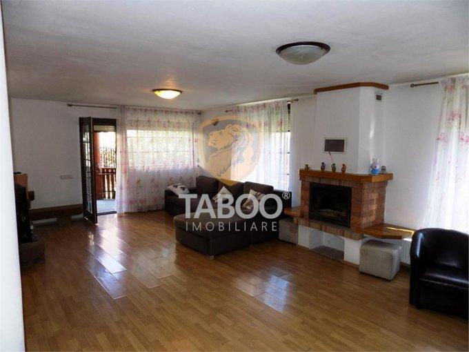 vanzare Casa Sibiu cu 5 camere, cu suprafata utila de 183 mp, 2 grupuri sanitare. 118.000 euro.. Casa vanzare Tineretului Sibiu