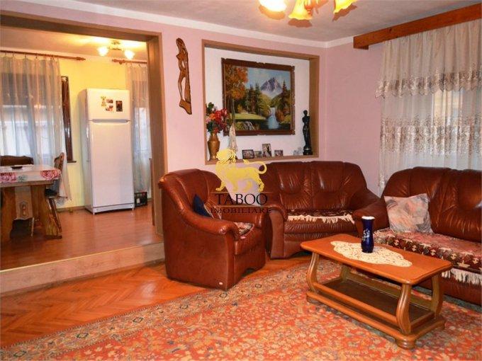 vanzare Casa Sibiu cu 6 camere, cu suprafata utila de 270 mp, 3 grupuri sanitare. 199.000 euro.. Casa vanzare Terezian Sibiu