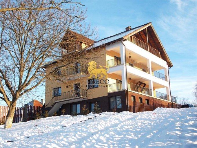 vanzare Casa Cisnadie cu 6 camere, cu suprafata utila de 400 mp, 3 grupuri sanitare. 310.000 euro.. Casa vanzare Cisnadie  Sibiu