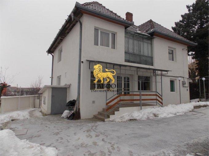 vanzare Casa Sibiu cu 6 camere, cu suprafata utila de 182 mp, 2 grupuri sanitare. 219.000 euro.. Casa vanzare Stefan cel Mare Sibiu