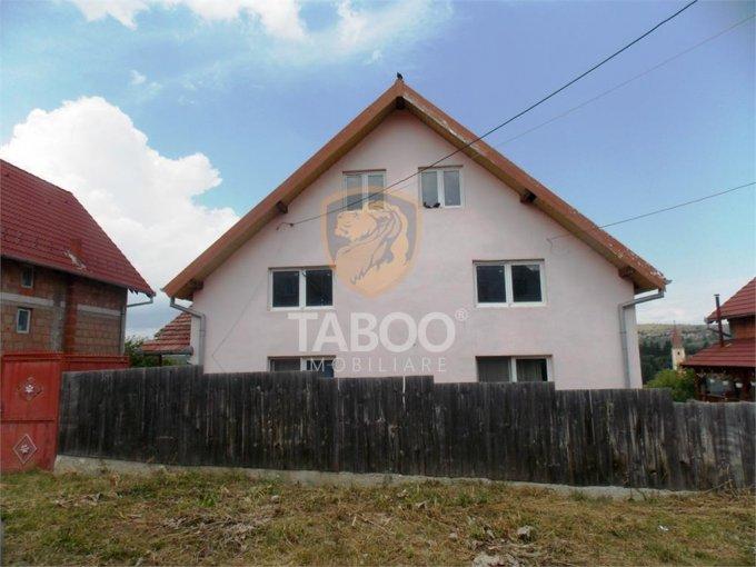 vanzare Casa Sura Mare cu 6 camere, cu suprafata utila de 284 mp, 2 grupuri sanitare. 74.000 euro.. Casa vanzare Sura Mare  Sibiu