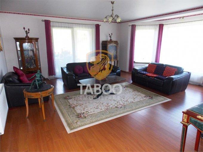 vanzare Casa Sibiu cu 6 camere, cu suprafata utila de 405 mp, 3 grupuri sanitare. 395.000 euro.. Casa vanzare Turnisor Sibiu