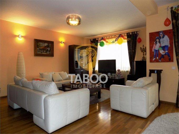 vanzare Casa Sibiu Turnisor cu 6 camere, 2 grupuri sanitare, avand suprafata utila 230 mp. Pret: 319.000 euro. agentie imobiliara vand Casa.