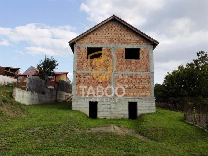 vanzare Casa Sibiu Gusterita cu 6 camere, 4 grupuri sanitare, avand suprafata utila 168 mp. Pret: 105.000 euro. agentie imobiliara vand Casa.