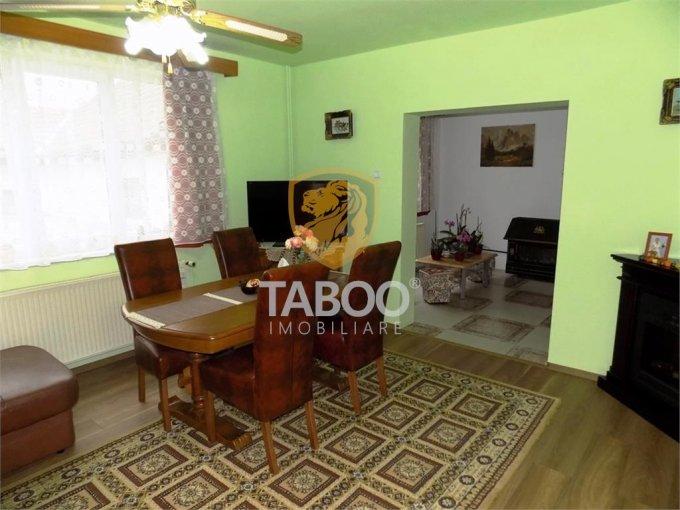 vanzare Casa Sibiu cu 6 camere, cu suprafata utila de 190 mp, 3 grupuri sanitare. 215.000 euro.. Casa vanzare Piata Cluj Sibiu