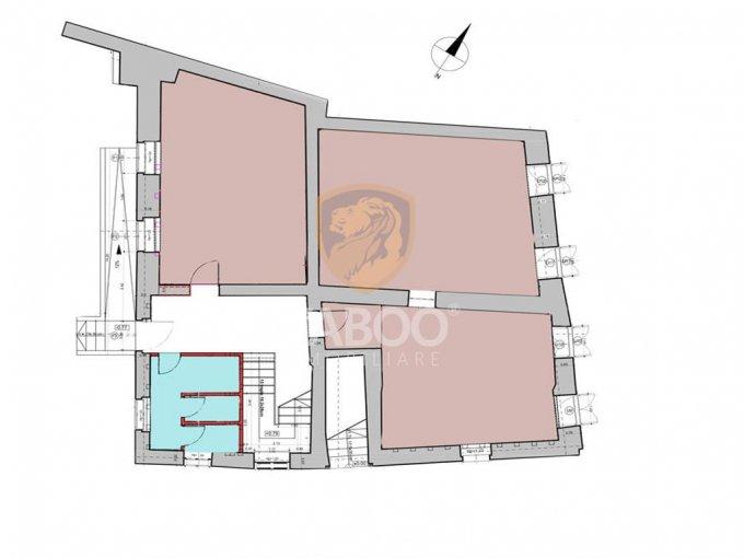vanzare Casa Sibiu cu 6 camere, cu suprafata utila de 227 mp, 1 grup sanitar. 204.000 euro.. Casa vanzare Sibiu