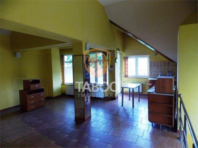 inchiriere Casa Sibiu cu 6 camere, cu suprafata utila de 180 mp, 2 grupuri sanitare. 1.000 euro.. Casa inchiriere Stefan cel Mare Sibiu