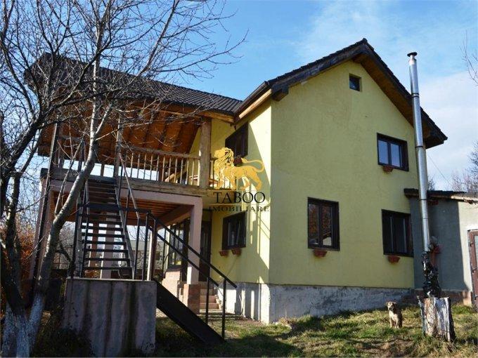 Casa de vanzare direct de la agentie imobiliara, in Tocile, cu 75.300 euro. 4 grupuri sanitare, suprafata utila 210 mp. Are  7 camere.