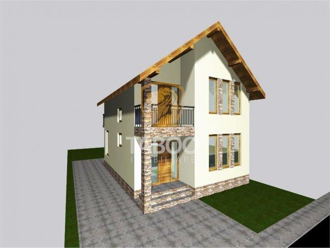 vanzare Casa Sibiu Calea Cisnadiei cu 7 camere, 3 grupuri sanitare, avand suprafata utila 150 mp. Pret: 69.900 euro. agentie imobiliara vand Casa.