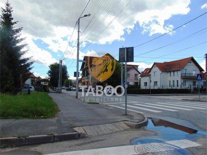 inchiriere Casa Sibiu Calea Dumbravii cu 7 camere, 3 grupuri sanitare, avand suprafata utila 150 mp. Pret: 1.000 euro. agentie imobiliara inchiriez Casa.