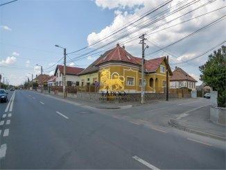 Sibiu, zona Trei Stejari, casa cu 8 camere de vanzare de la agentie imobiliara