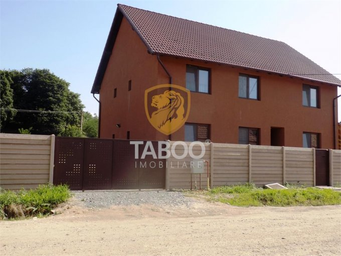 vanzare Casa Ocna Sibiului cu 9 camere, cu suprafata utila de 200 mp, 7 grupuri sanitare. 150.000 euro.. Casa vanzare Ocna Sibiului  Sibiu