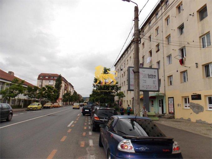 Garsoniera vanzare Sibiu, suprafata utila 28 mp, 1 grup sanitar. 20.500 euro. Etajul 4 / 5. Garsoniera Vasile Aaron Sibiu
