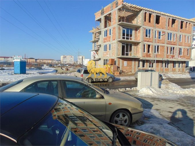 Garsoniera vanzare Sibiu, suprafata utila 23 mp, 1 grup sanitar. 16.000 euro. La Parter / 3. Garsoniera Calea Cisnadiei Sibiu