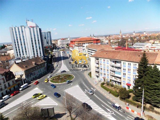 Garsoniera de vanzare in Sibiu, cu 1 grup sanitar, suprafata utila 35 mp. Pret: 35.500 euro.
