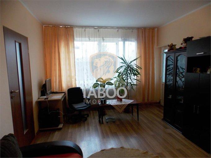 Garsoniera de vanzare in Sibiu, cu 1 grup sanitar, suprafata utila 44 mp. Pret: 44.000 euro.