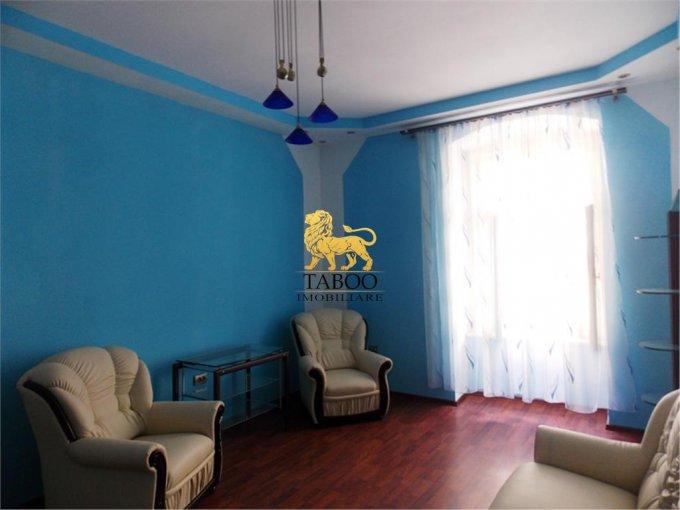 Garsoniera de vanzare in Sibiu, cu 2 grupuri sanitare, suprafata utila 50 mp. Pret: 75.000 euro.