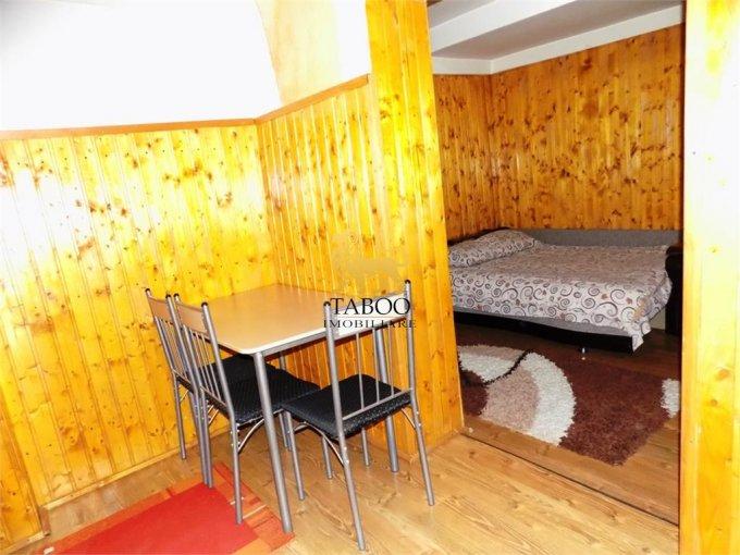Garsoniera inchiriere la Parter din 1 etaje, 1 grup sanitar, cu suprafata de 35 mp. Sibiu.