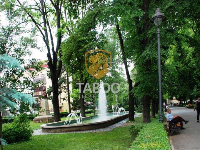 inchiriere Garsoniera Sibiu, cu 1 grup sanitar, suprafata utila 30 mp. Pret: 280 euro.
