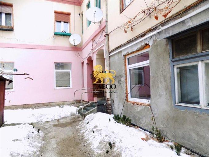 Garsoniera vanzare Sibiu, suprafata utila 24 mp, 1 grup sanitar. 20.000 euro. La Parter / 1. Garsoniera Sibiu