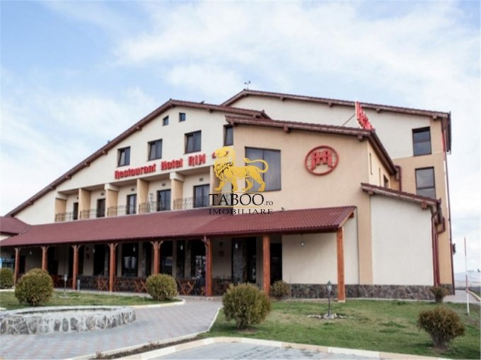 proprietate speciala de vanzare direct de la agentie imobiliara, in Miercurea Sibiului, cu 540.000 euro. Suprafata de teren 3000 metri patrati cu deschidere de 100 metri.