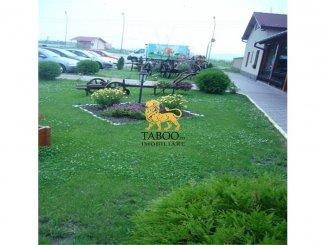 vanzare de la agentie imobiliara proprietate speciala cu suprafata de teren de 3000 mp, orasul Miercurea Sibiului