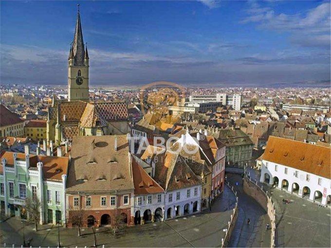 Sibiu Proprietate speciala 208 mp, deschidere 10 metri. Pret 480.000 euro. agentie imobiliara vand o proprietate speciala.