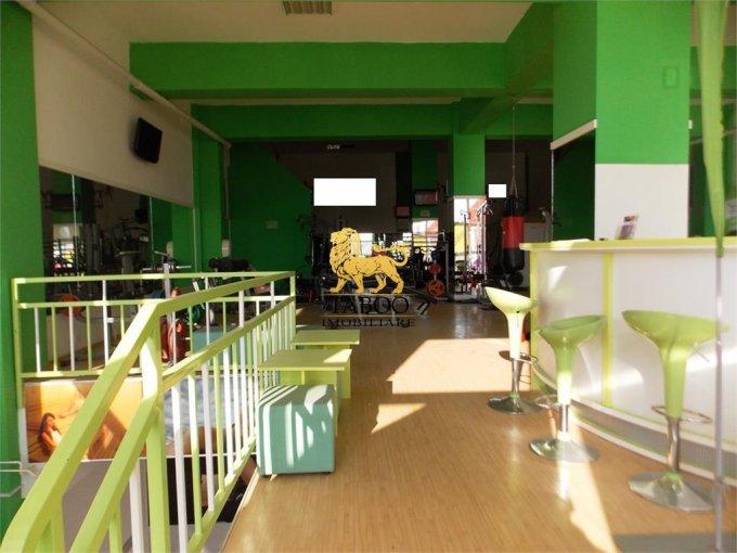 vanzare Spatiu comercial Broscarie Sibiu cu 4 incaperi, 4 grupuri sanitare, avand suprafata de 420 mp. Pret: 250.000 euro. agentie imobiliara vand Spatiu comercial.