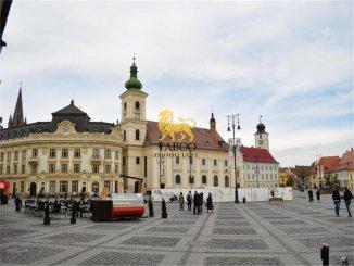 Spatiu comercial de inchiriat cu 4 incaperi, 80 metri patrati, in Sibiu