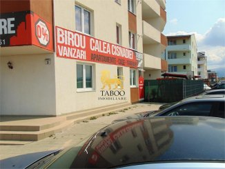 vanzare de la agentie imobiliara, Spatiu comercial cu 3 incaperi, in zona Calea Cisnadiei, orasul Sibiu