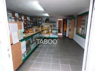 inchiriere Spatiu comercial 65 mp cu 2 incaperi, 1 grup sanitar, zona Stefan cel Mare, orasul Sibiu