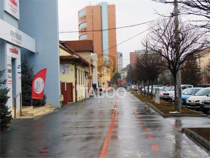vanzare Spatiu comercial Scoala de Inot Sibiu cu 4 incaperi, 1 grup sanitar, avand suprafata de 85 mp. Pret: 11.500 euro. agentie imobiliara vand Spatiu comercial.