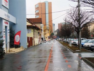 vanzare de la agentie imobiliara, Spatiu comercial cu 4 incaperi, in zona Scoala de Inot, orasul Sibiu