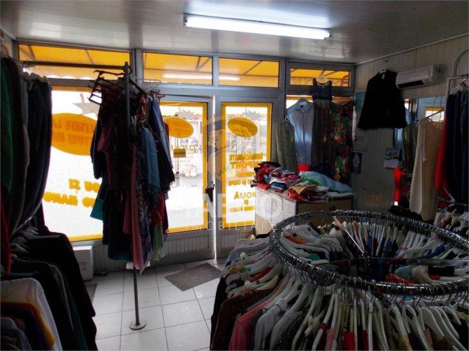 vanzare Spatiu comercial Orasul de Jos Sibiu cu 1 incapere, 1 grup sanitar, avand suprafata de 20 mp. Pret: 10.200 euro. agentie imobiliara vand Spatiu comercial.